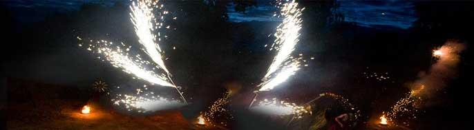 фейерверк-вертушки